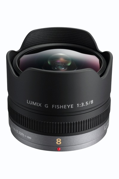 Panasonic 8mm f:3.5 G-serien