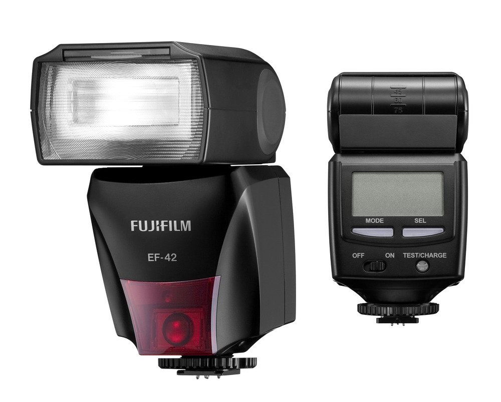 Fujifilm EF42 Flash