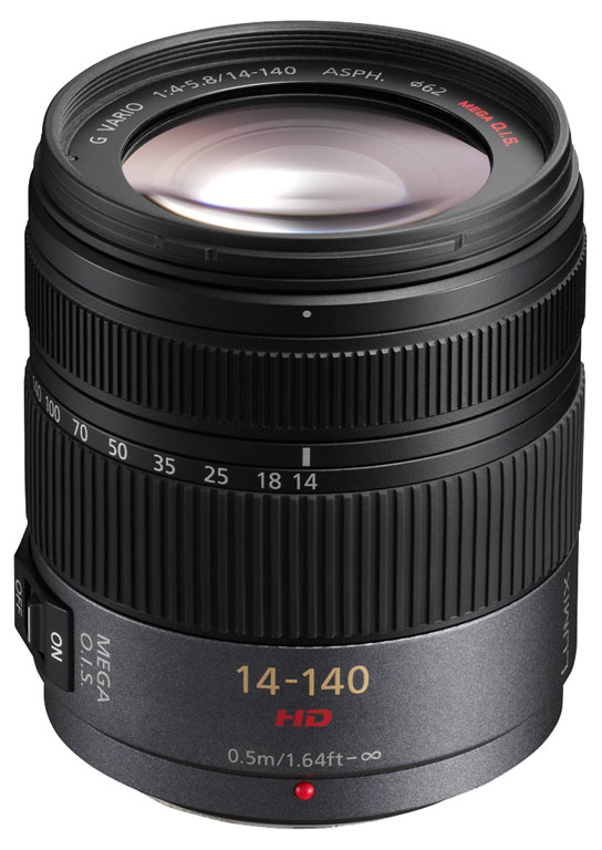 Panasonic 14-140mm f:4-5.8 G-Serien