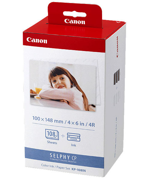 Canon KP-108IN Papir til CP Printer